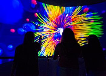 Allosphere est un programme de l'Université de Californie
