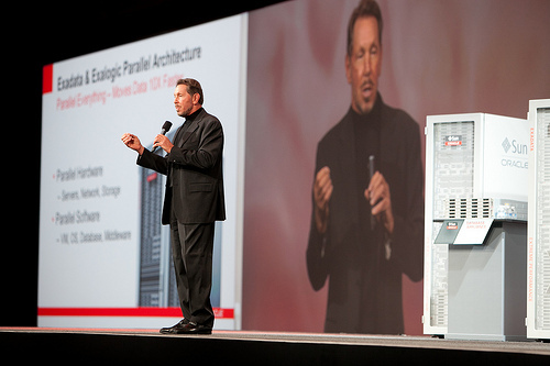 Oracle rattrape (en partie) son retard en Data Visualization