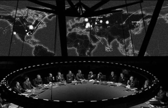 War rooms & Control centers