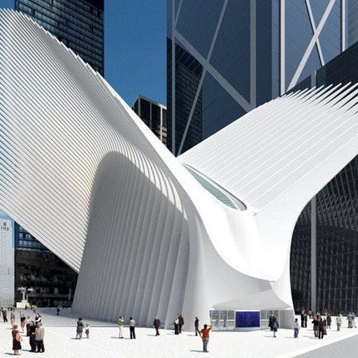 Le nouvel Apple Store du World Trade Center de New-York
