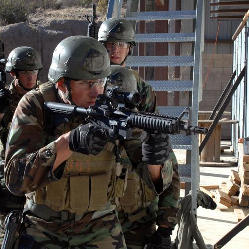 Navy Seals à l'entrainement