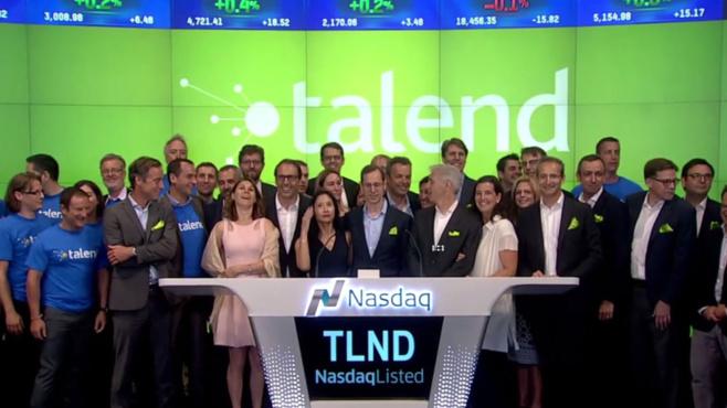 Introduction au NASDAQ de Talend