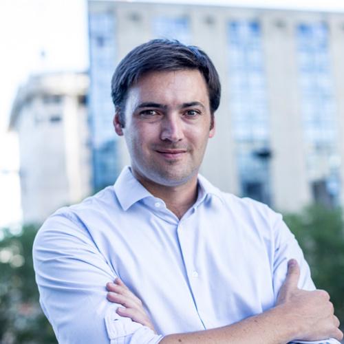 Jimmy Louchart, Président de FINALCAD