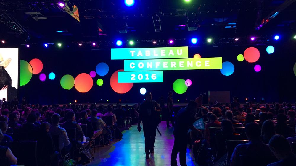 Les annonces de la Tableau Conference à Austin