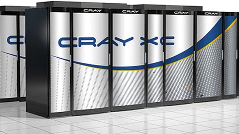 Cray lance son nouveau supercalculateur, le système Cray XC50, qui offre désormais un Petaflop de performance de pointe dans un unique boîtier