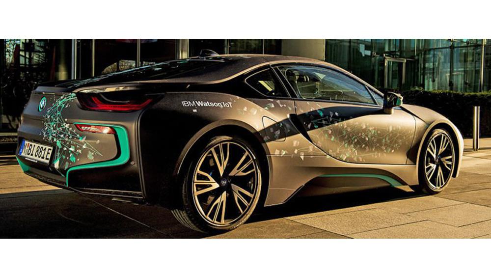 Le groupe BMW annonce sa collaboration avec IBM Watson Cognitive Computing