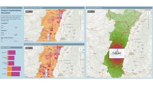 Episode 4, les cartes : comprendre la visualisation graphique avec TIBCO Spotfire et Decideo