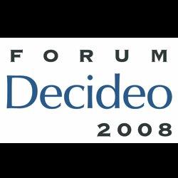 Retours d'expériences clients au Forum Decideo 2008