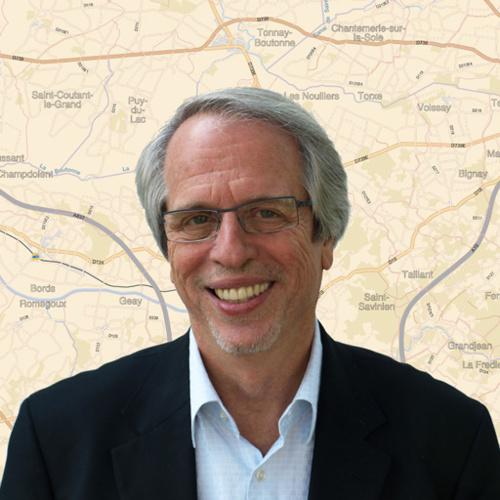 Rony Gal, Président et fondateur d'Esri France