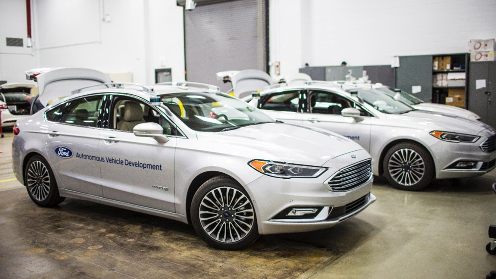 Ford investit 1 milliard de Dollars dans l'intelligence artificielle