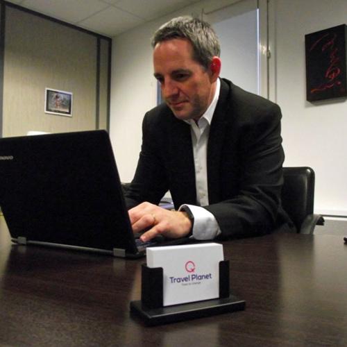 Tristan Dessain-Gelinet, Directeur des opérations chez Travel Planet