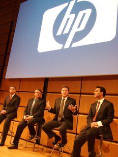 Stratégie floue pour HP dans le décisionnel