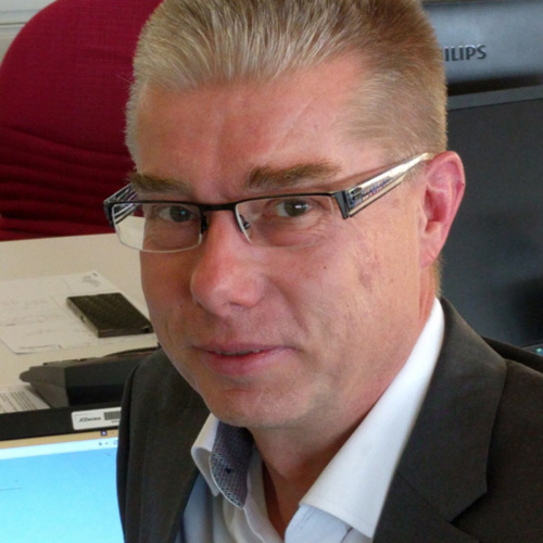 Axel Eichert, Responsable SAP Finance VISEO