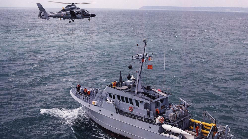 Capgemini met en place avec Saphymo, fabricant de balises de détection radiologiques, le nouveau système de surveillance nucléaire de la Marine Nationale