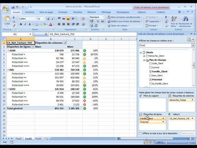 kpiWeb propose un accès direct depuis Excel à sa plate-forme de BI en mode SaaS