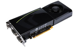 La carte Nvidia GeForce GTX 280
