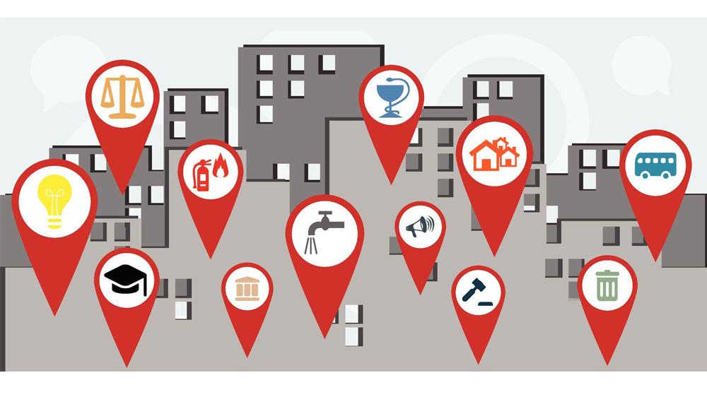 Les données au cœur de la ville intelligente pour améliorer le vivre ensemble