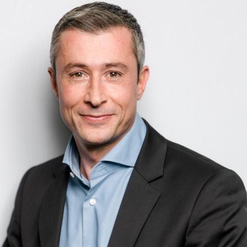 Frédéric Brousse, Directeur Général d'Informatica France