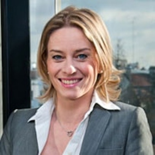 Valérie Burel, VP Customer Performance de Sidetrade