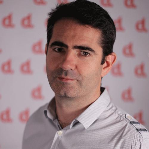 Patrice François, Directeur Général de Digimind