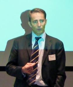 Bernard LIAUTAUD, co-fondateur de Business Objects, le 14 octobre chez SAP pour l'inauguration de la chaire BI de l'Ecole Centrale Paris