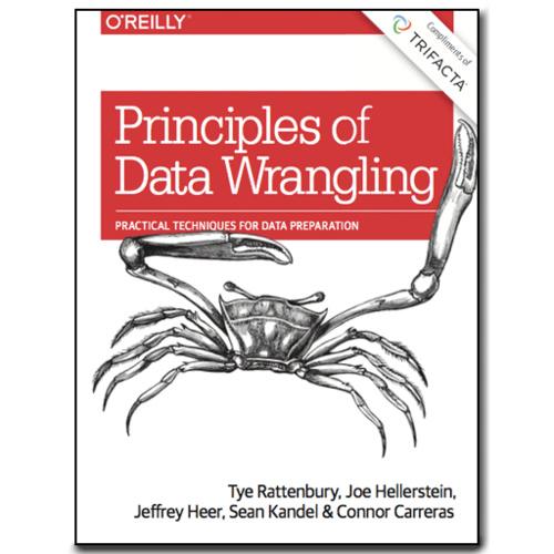 [Promotion] Recevez le livre O'Reilly - Trifacta : Les principes du Data Wrangling