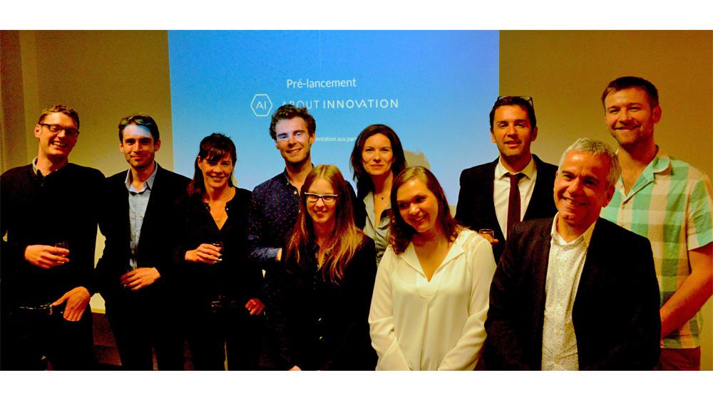 L'équipe de Aboutinnovation.com
