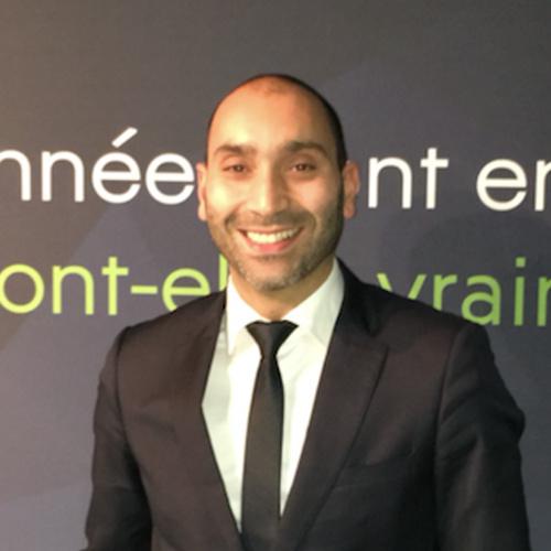 Samy Reguieg, directeur général France d'Acronis