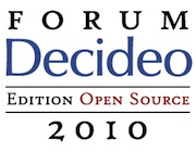 3ème Forum Decideo Edition Open Source<br>Appel à communication