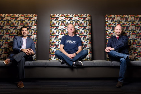Bilal Aslam, Sr. Director Product Management; Tom Casey, SVP Engineering; et Damon Danieli, VP Engineering -- DocuSign