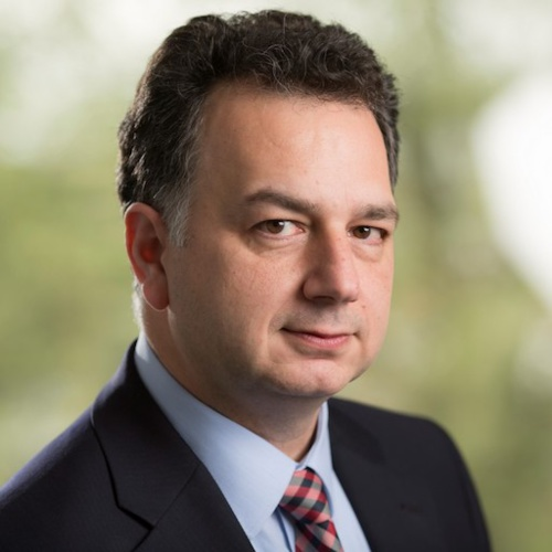 George Parapadakis, Director of Business Solutions Strategy chez Alfresco Software