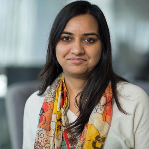 Kriti Sharma, vice-présidente Intelligence Artificielle chez Sage