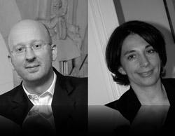 Mathieu GODARD et Stéphanie BRAUD-CONTE, fondateurs de iLeven