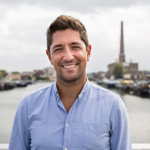 Guillaume Broutart, Country Manager France, Teamleader