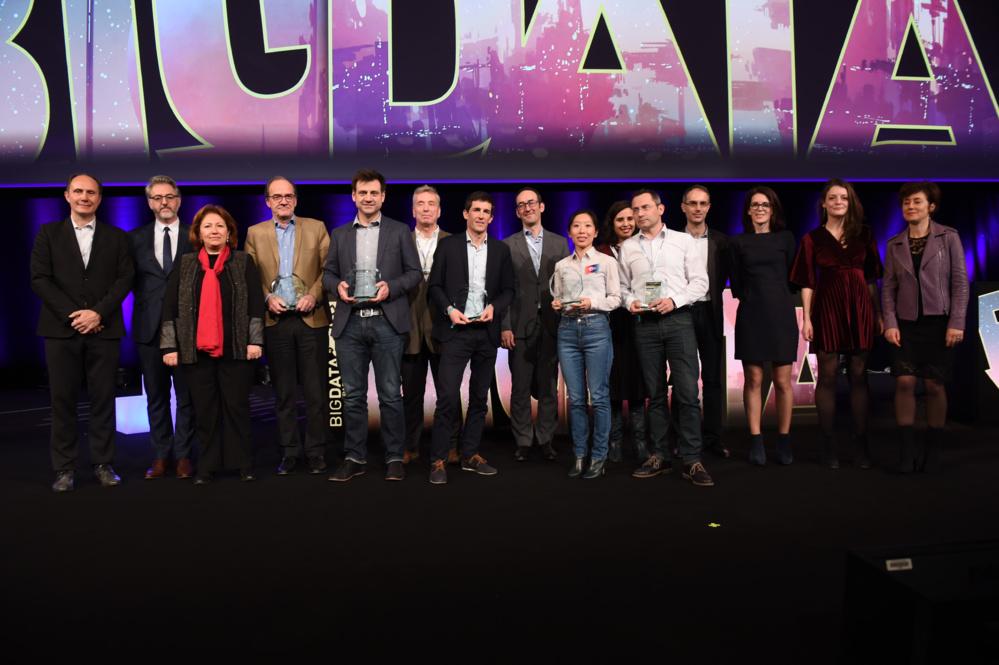 Les lauréats du congrès Big Data Paris 2018 dévoilés !