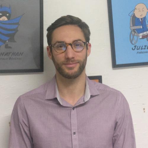 Jean-Michel Blanc, Service Manager, ekWateur
