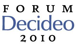 Appel à communication <br>Forum Decideo - 8 décembre 2010