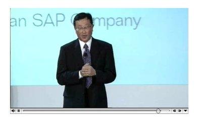Conférence de presse SAP / Sybase du 19/08/2010