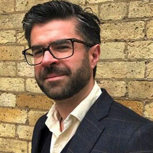 Nick Gaubitch, directeur de recherche de Pindrop pour l'EMEA
