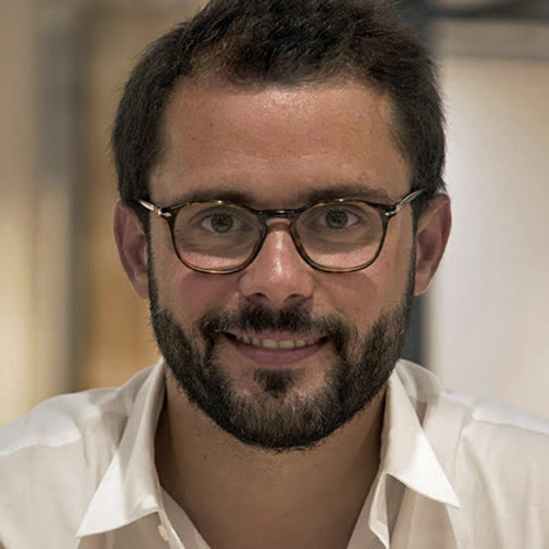 Justin Wanecq, directeur du développement chez InnovOrder