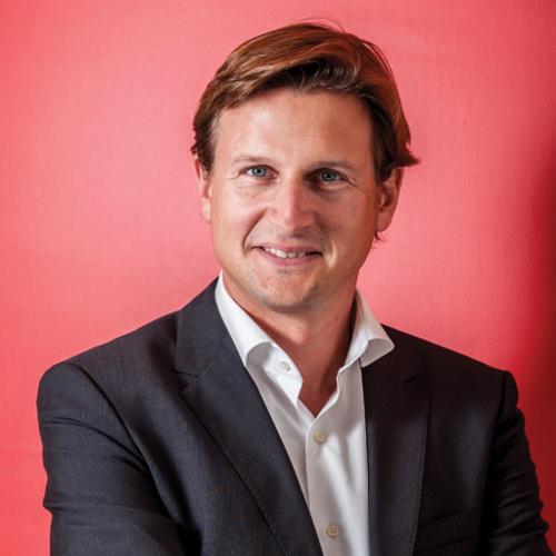 Jean de Broissia, co-fondateur de Praxedo