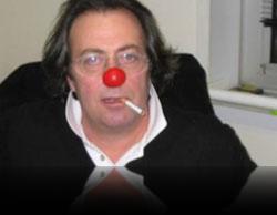 Paul tel qu'il aimait se représenter lui-même, un clown sensible