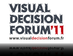 Appel à communication : Visual Decision Forum – 12 mai 2011