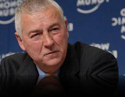 Jim Goodnight, CEO SAS, 05/2006 (Photo World Economic Forum) CC