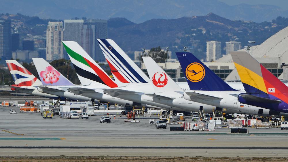 Gemalto lance un pilote d'embarquement biométrique à l'aéroport international de Los Angeles