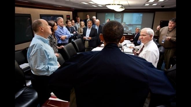 Photo fournie par la Maison Blanche
