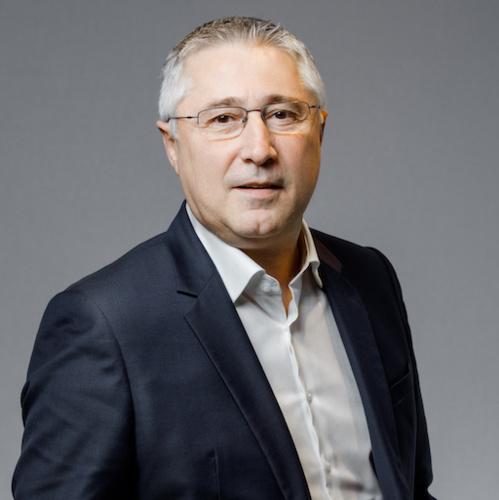 Patrick Rohrbasser, Regional Vice-President Veeam France