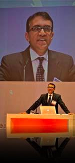 Entretien avec Sanju BANSAL, co-fondateur de Microstrategy