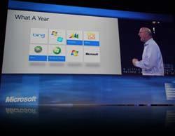 WPC 2011 : Microsoft souligne l'engagement de ses partenaires dans le Cloud et annonce des évolutions de son offre