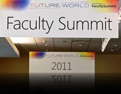 Microsoft Research Faculty Summit 2011 - Copyright Microsoft Corporation